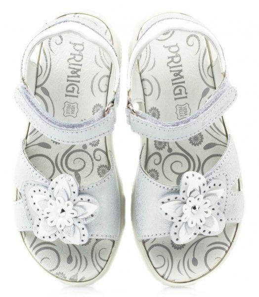 Сандалии детские Primigi DAFNE PR606 размерная сетка обуви, 2017