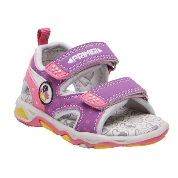 Сандалии для детей Primigi PR770 размерная сетка обуви, 2017