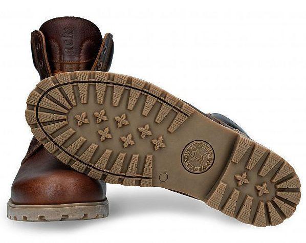 Ботинки для мужчин Panama Jack PX102 модная обувь, 2017