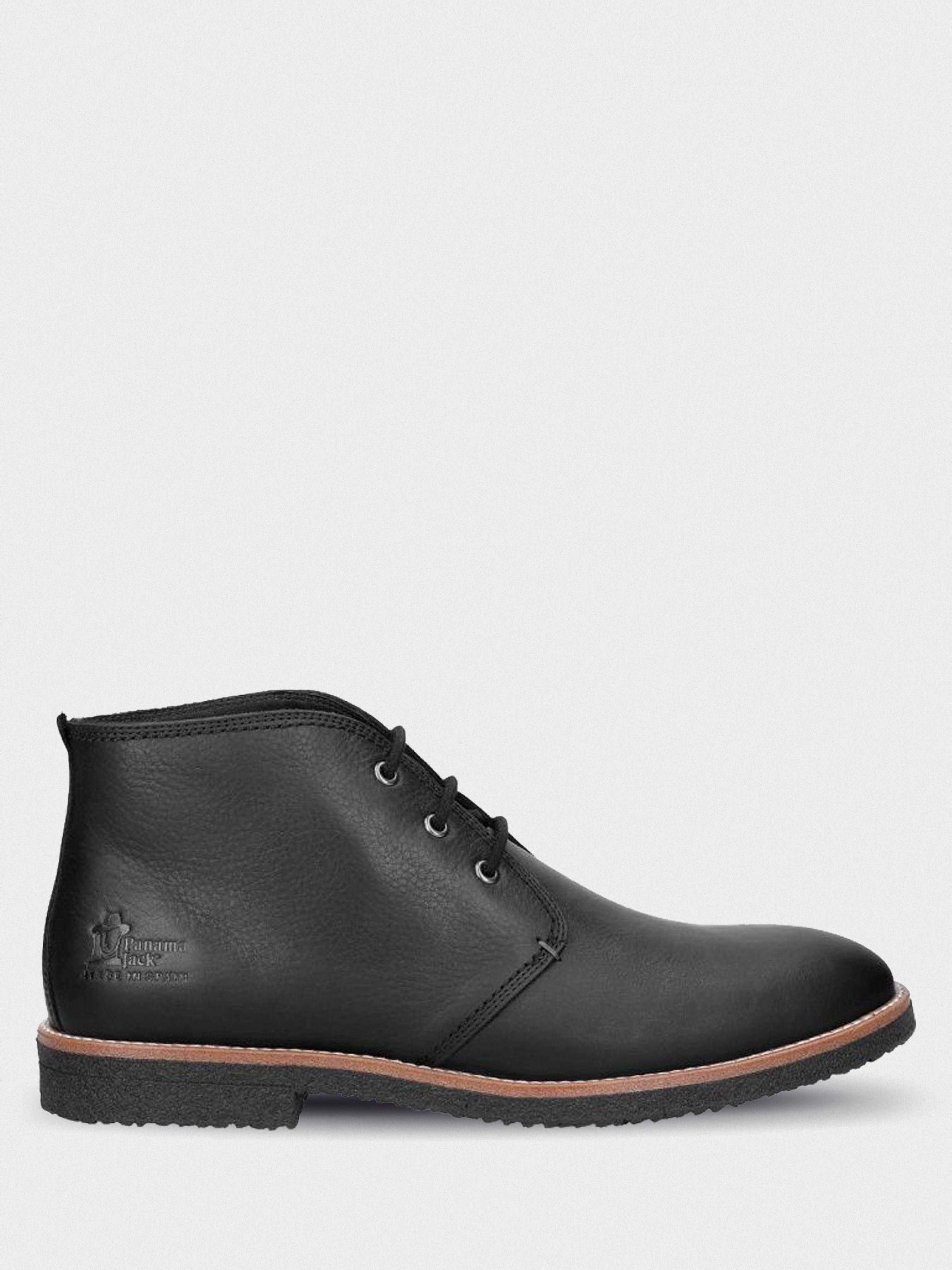 Купить Ботинки мужские Panama Jack PX110, Черный