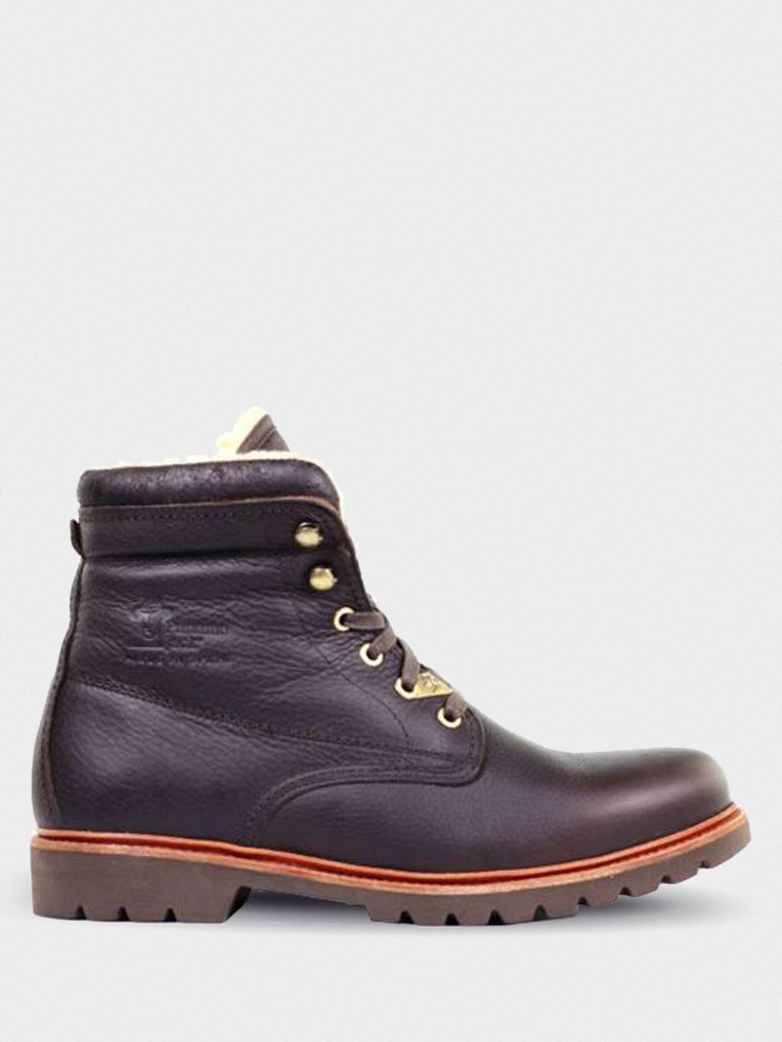 Купить Ботинки мужские Panama Jack PX76, Коричневый