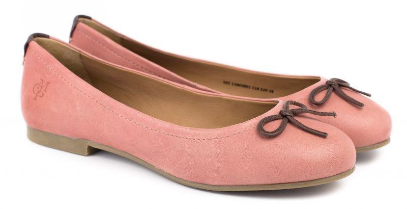 Балетки женские MARC O'POLO PY796 размерная сетка обуви, 2017