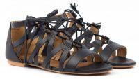 женская обувь MARC O'POLO черного цвета, фото, intertop