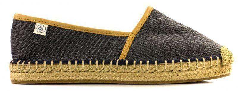 Cлипоны женские MARC O'POLO PY885 размерная сетка обуви, 2017