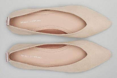 Балетки женские MARC O'POLO PY933 размеры обуви, 2017