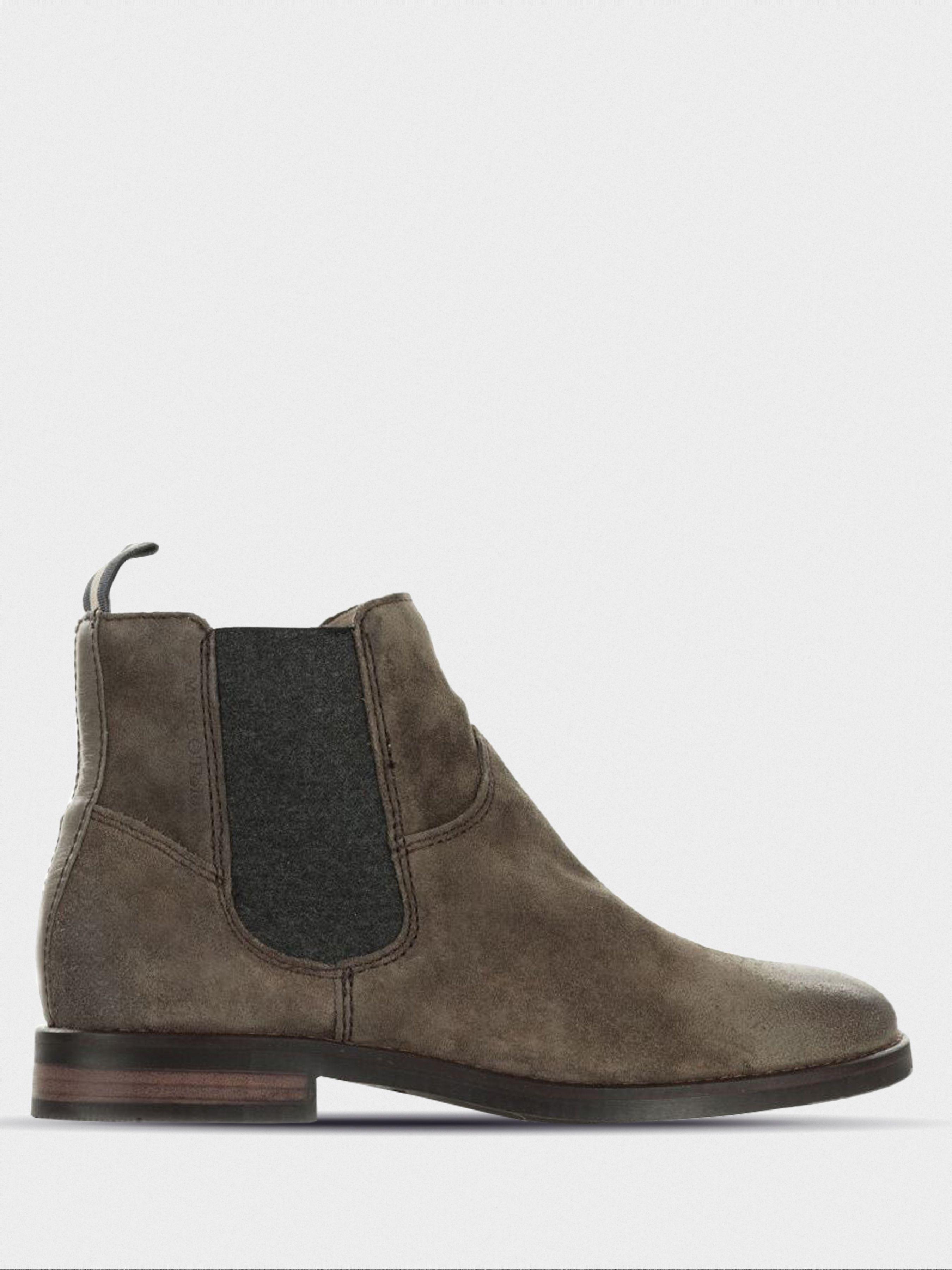 Купить Ботинки женские MARC O'POLO PY955, Серый