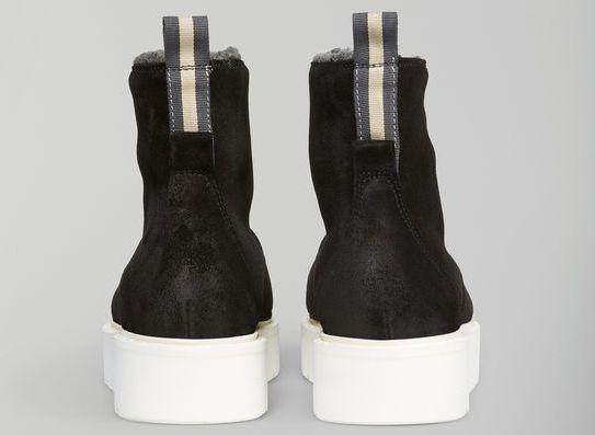 Ботинки женские MARC O'POLO PY957 размеры обуви, 2017