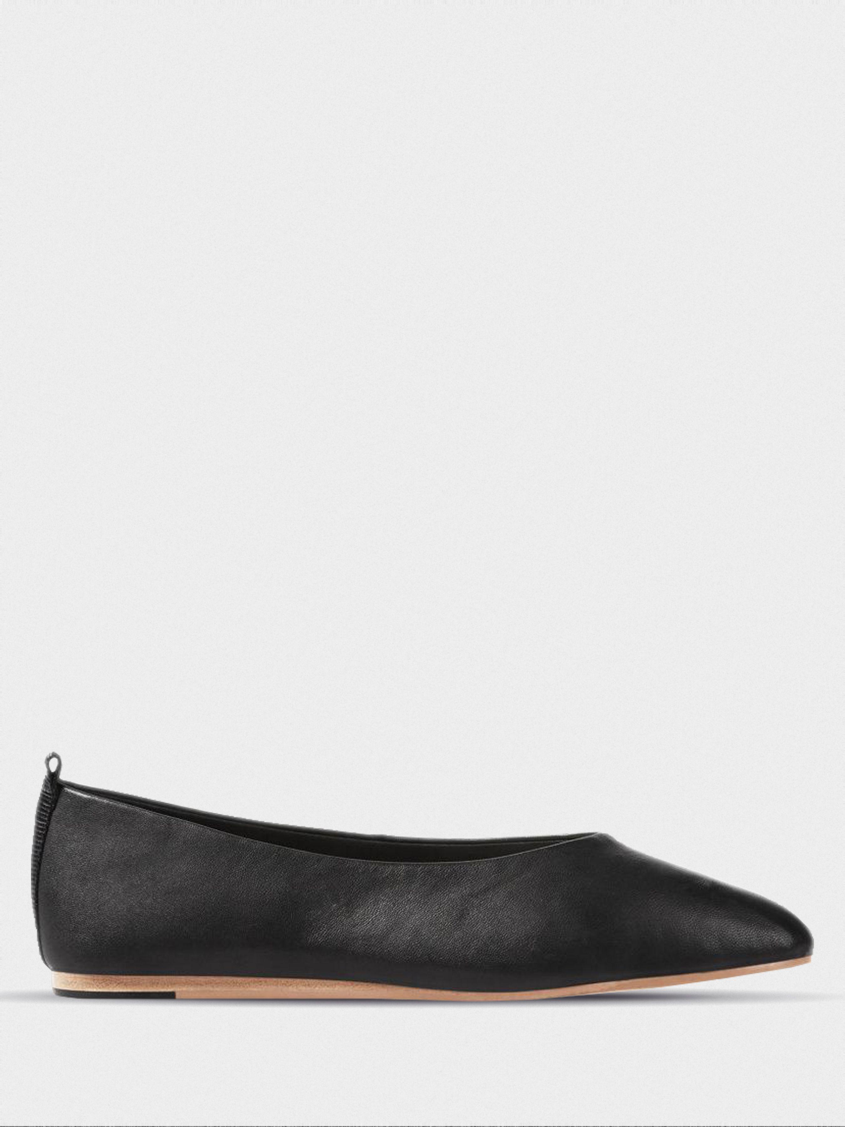 Балетки женские MARC O'POLO PY968 размерная сетка обуви, 2017