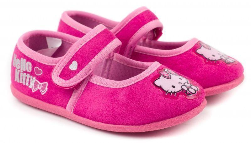 Тапки для детей Intertop licence тапки дів. (24-30) Hello Kitty QH7 брендовая обувь, 2017