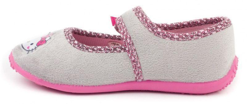 Тапки детские Intertop licence тапки дів. (24-30) Hello Kitty QH8 брендовая обувь, 2017