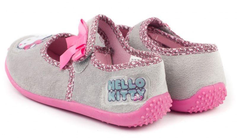 Тапки детские Intertop licence тапки дів. (24-30) Hello Kitty QH8 размеры обуви, 2017