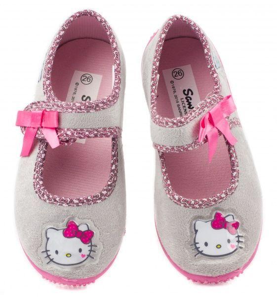 Тапки детские Intertop licence тапки дів. (24-30) Hello Kitty QH8 цена, 2017