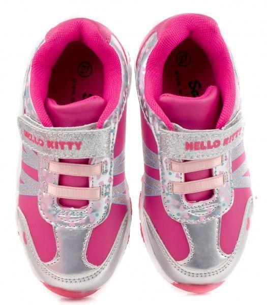 Кроссовки для детей Intertop licence кросівки дів. (24-32) Hello Ki QH9 размеры обуви, 2017