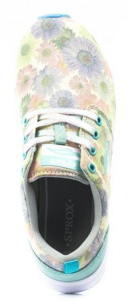 Кроссовки для женщин Sprox кросівки  жін. (36-41) 259043 MU.GREEN/L.T.BLUE цена обуви, 2017