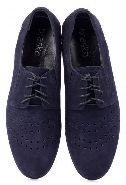 Туфли для мужчин Braska Modus QK1 модная обувь, 2017
