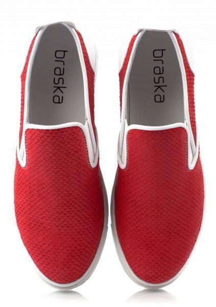 Полуботинки для женщин Braska QL13 брендовая обувь, 2017