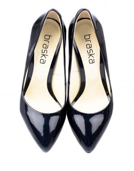 Туфли для женщин Braska QL14 размерная сетка обуви, 2017