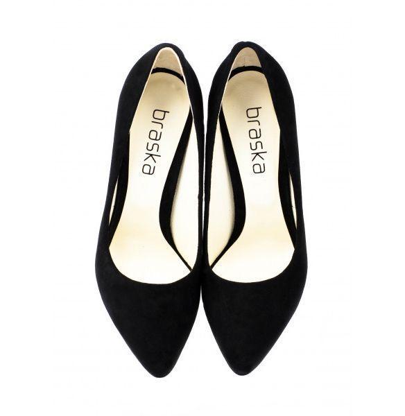 Туфли для женщин Braska QL15 размерная сетка обуви, 2017
