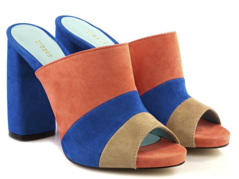 Босоножки для женщин Braska QL31 размерная сетка обуви, 2017