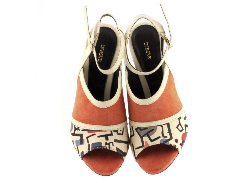 Босоножки для женщин Braska QL32 размеры обуви, 2017