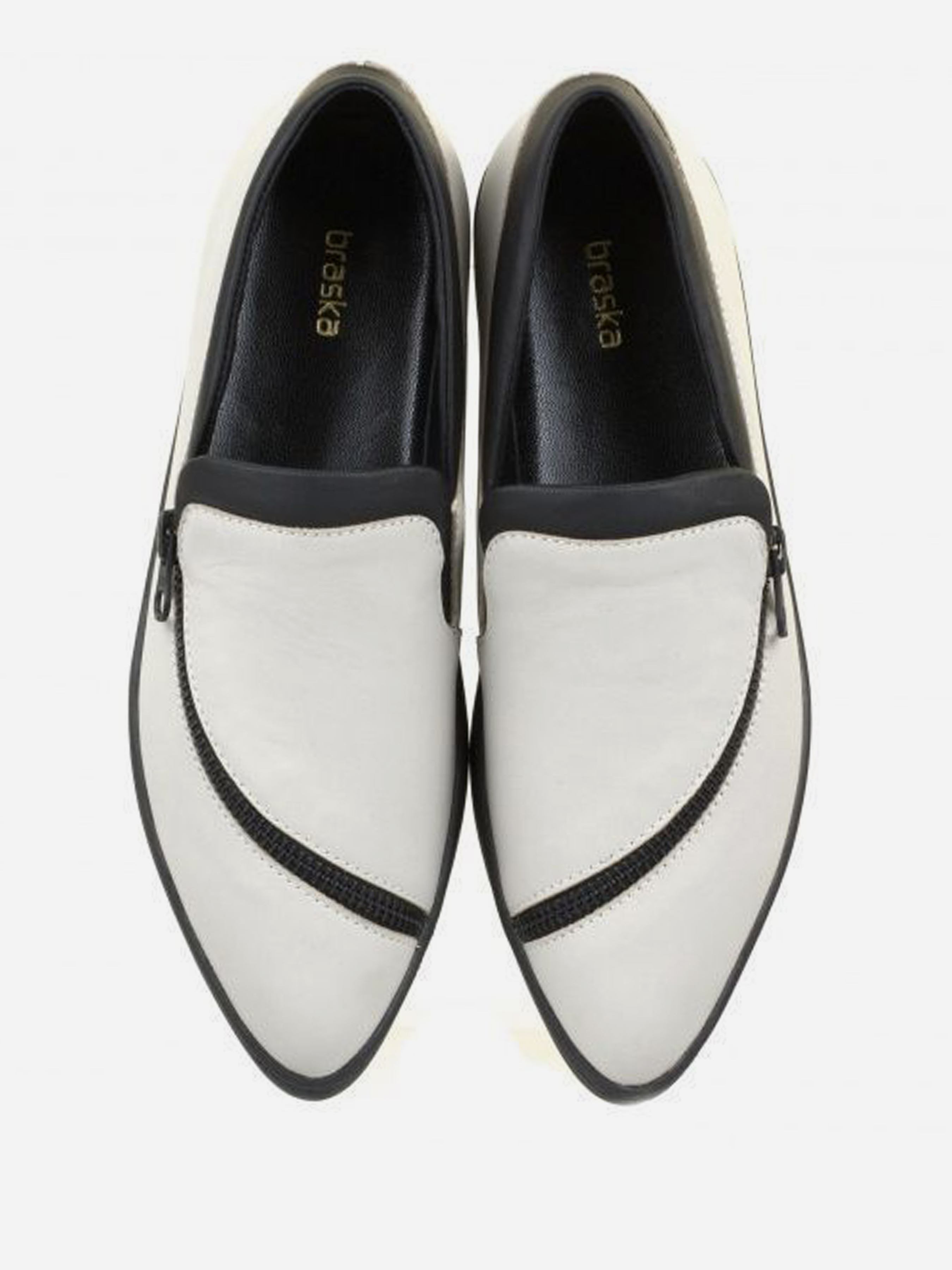 Туфли для женщин Braska QL34 примерка, 2017