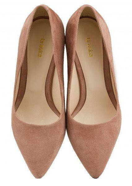Туфли для женщин Braska QL61 цена, 2017