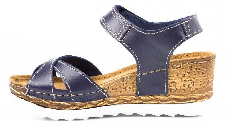 Босоножки для женщин Inblu QR51 размерная сетка обуви, 2017