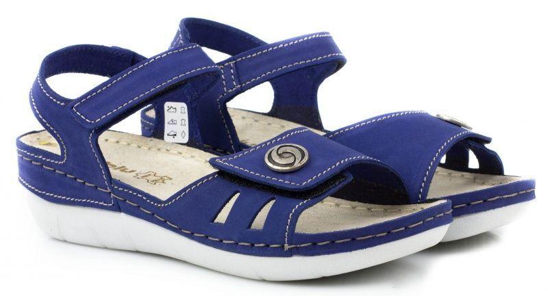 Inblu Сандалии  модель QR53 размерная сетка обуви, 2017
