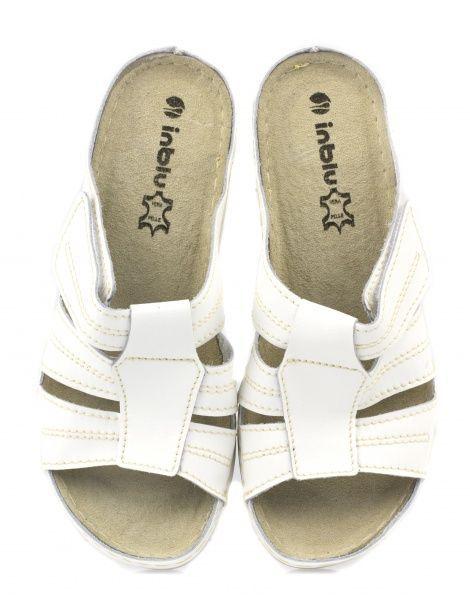 Шлёпанцы женские Inblu AU09PT_001 модная обувь, 2017