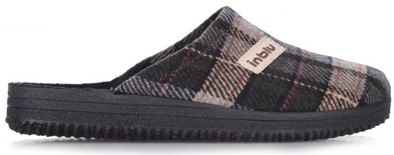 Тапки мужские Inblu QR78 цена обуви, 2017