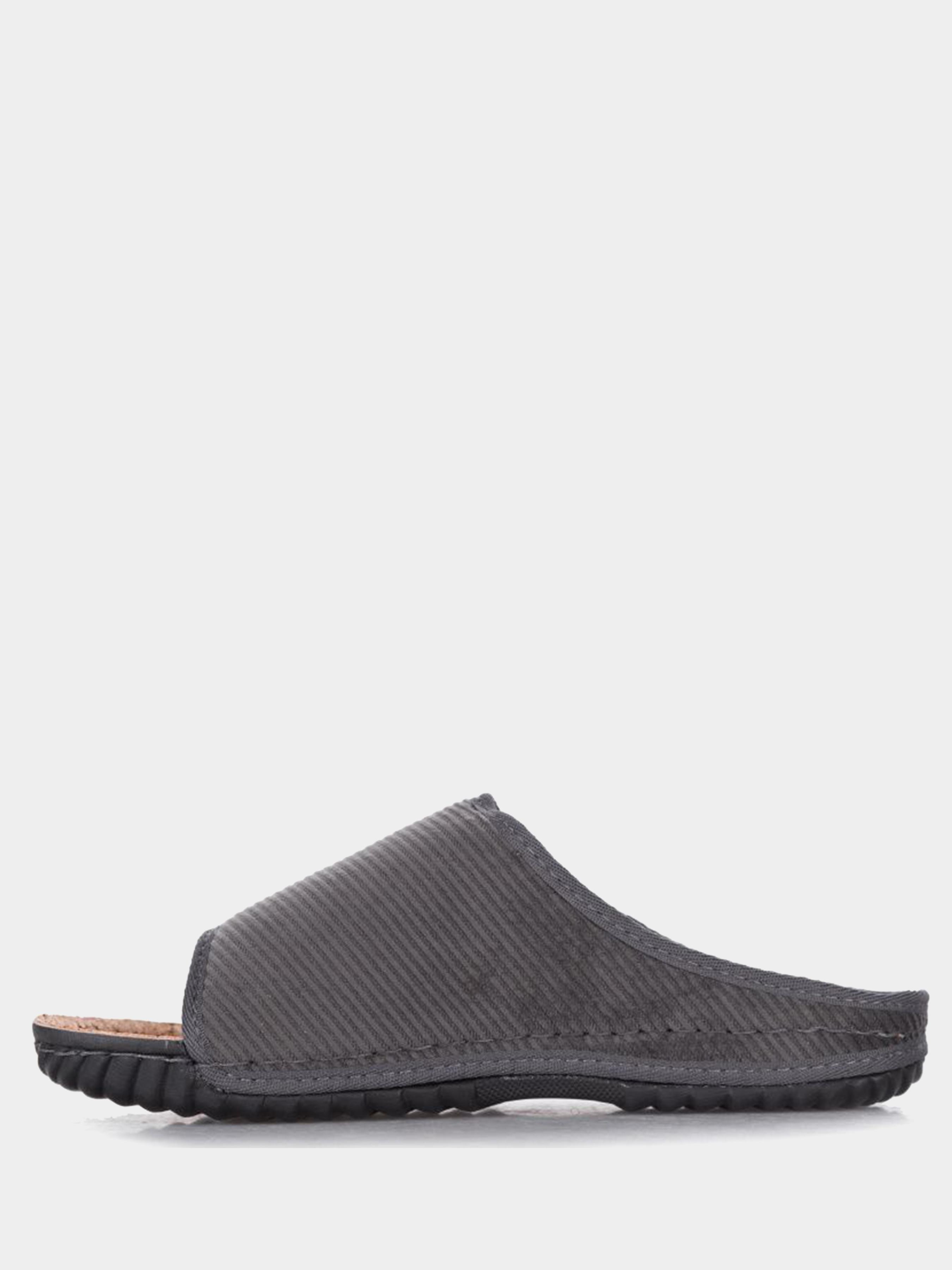 Тапки мужские Inblu QR79 размеры обуви, 2017