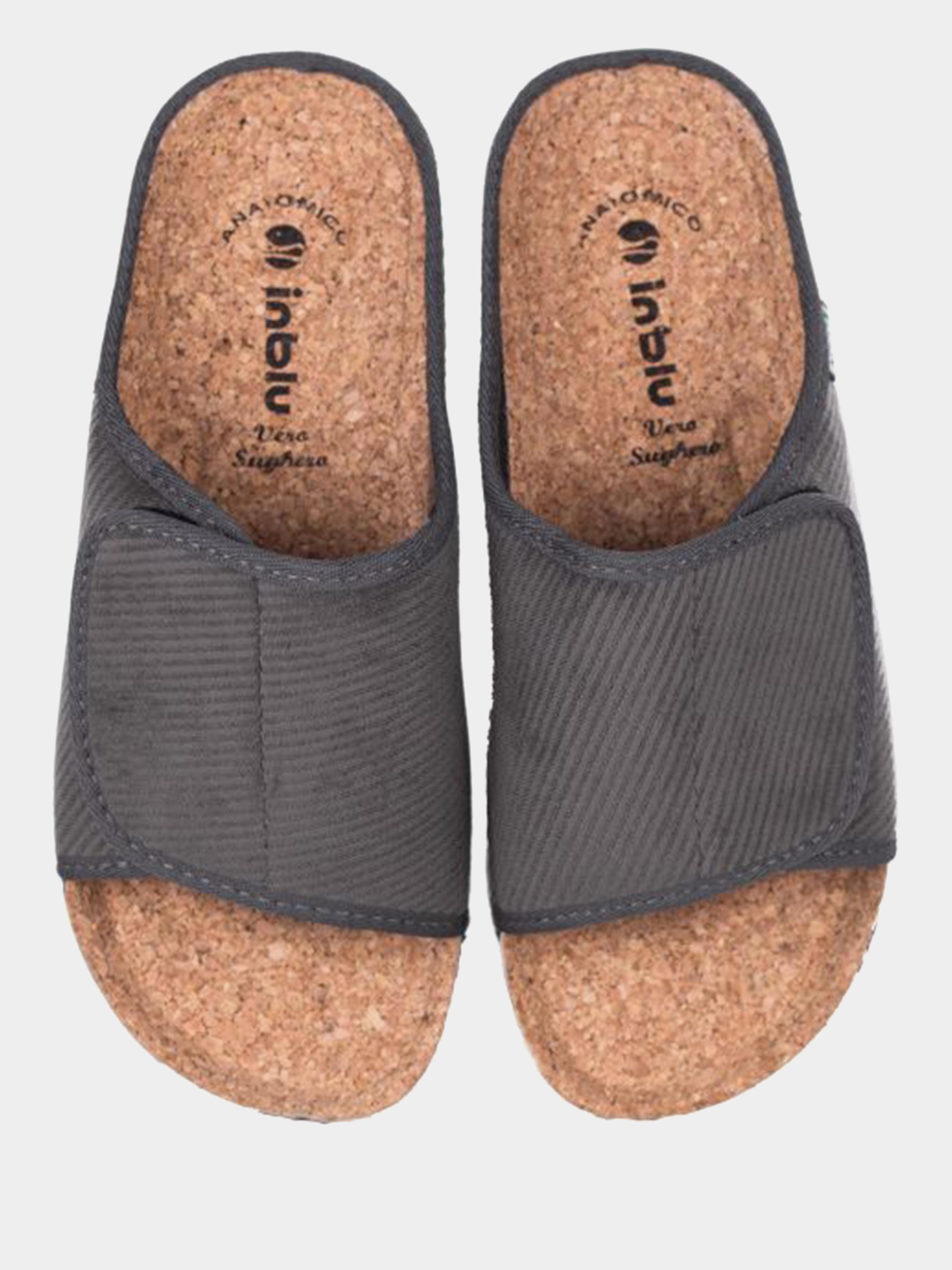 Тапки мужские Inblu QR79 цена обуви, 2017