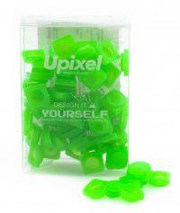 обувь Upixel зеленого цвета, фото, intertop