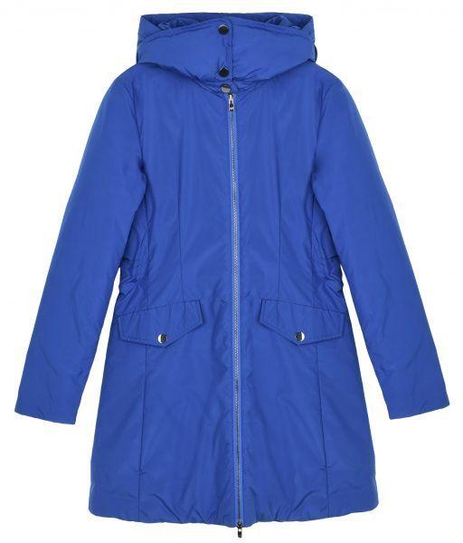 Купить Пальто пуховое женские модель QZ1022, Armani Exchange, Синий
