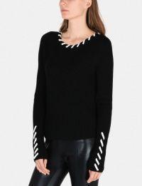 Пуловер женские Armani Exchange модель QZ1034 , 2017