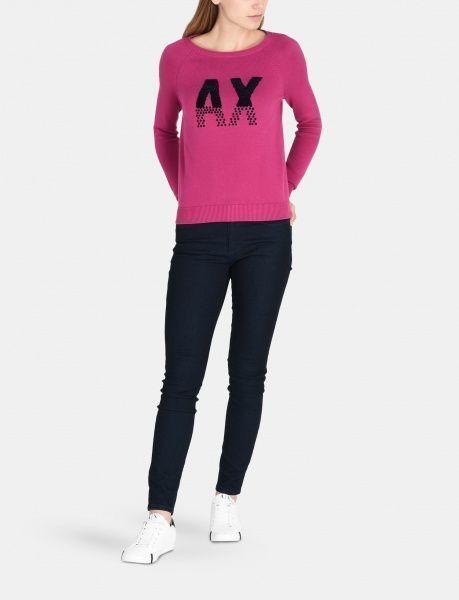Пуловер для женщин Armani Exchange WOMAN KNITWEAR PULLOVER QZ1036 фото одежды, 2017
