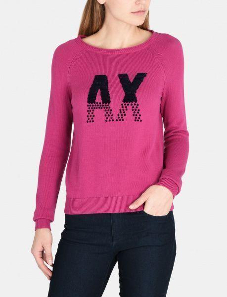 Пуловер для женщин Armani Exchange WOMAN KNITWEAR PULLOVER QZ1036 размеры одежды, 2017