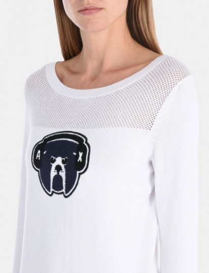 Armani Exchange Пуловер жіночі модель 6YYM2A-YMG5Z-1100 ціна, 2017