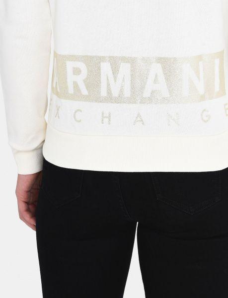 Кофта спорт женские Armani Exchange модель QZ1062 приобрести, 2017