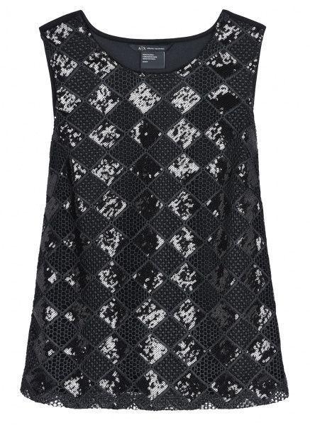 Майка женские Armani Exchange WOMAN JERSEY JERSEY TOP QZ1065 размеры одежды, 2017