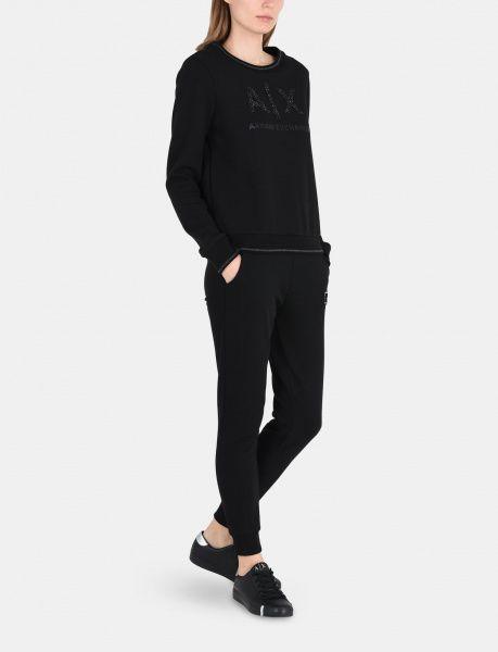 Свитер для женщин Armani Exchange WOMAN JERSEY SWEATSHIRT QZ1070 одежда бренда, 2017