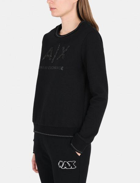 Свитер для женщин Armani Exchange WOMAN JERSEY SWEATSHIRT QZ1070 фото одежды, 2017