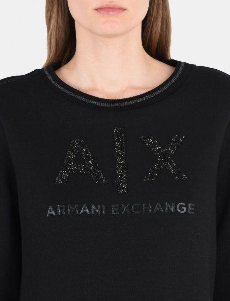 Свитер для женщин Armani Exchange WOMAN JERSEY SWEATSHIRT QZ1070 брендовая одежда, 2017