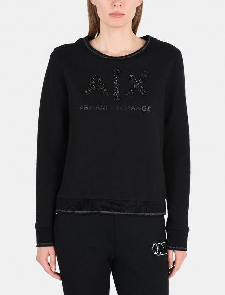 Свитер для женщин Armani Exchange WOMAN JERSEY SWEATSHIRT QZ1070 размерная сетка одежды, 2017