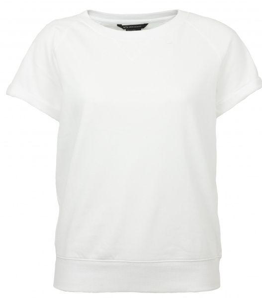 Купить Свитер женские модель QZ1075, Armani Exchange, Белый