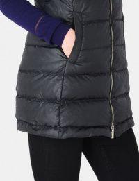 Жилет пуховый женские Armani Exchange модель QZ1122 , 2017
