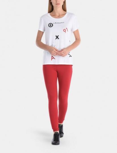 Armani Exchange Футболка жіночі модель 6YYT96-YJC9Z-1100 , 2017