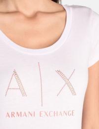 Armani Exchange Футболка жіночі модель 8NYT83-YJA8Z-1320 купити, 2017