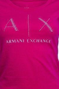Футболка женские Armani Exchange модель QZ1178 , 2017