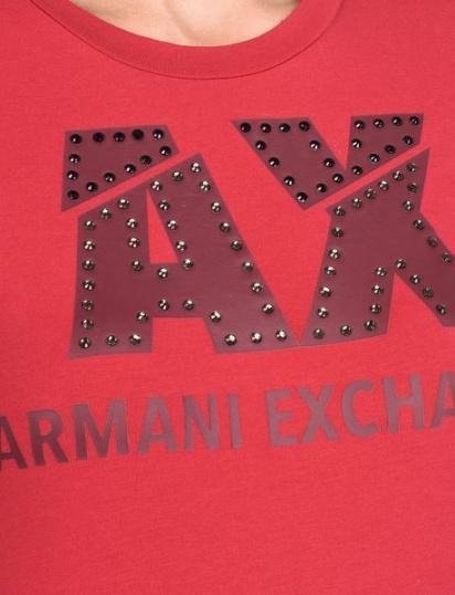 Armani Exchange Футболка жіночі модель 8NYT86-YJC7Z-1415 купити, 2017